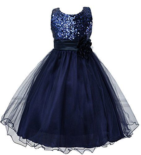 Hotone Sequin Mesh Flower Girl Dress Infant Toddler Little Girl Ball Gown Dress New in FashionMaterial: Sequins +TullePackage included: 1x DressBeautiful cute design and most baby kids love this very muchAges for reference only,please check the size details in the description carefully  Bride, Groom, wedding cakes, wedding dresses, wedding gift ideas, wedding invitations, wedding rings, Weddings
