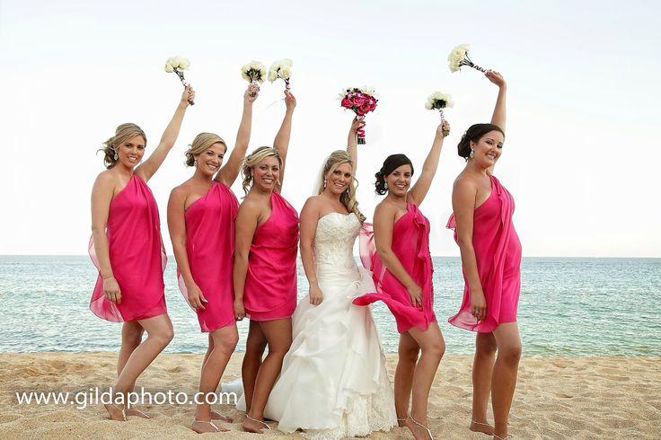 Bridal Party at Villa del Palmar Resort in Cabo San Lucas, Mexico.  Cabo wedding beauty services by Alma Vallejo Cabo Hair & Makeup Professionals. #wedding #makeup #makeupartist #beauty #love #bridetobe #wedspiration #destinationwedding #cabo #cabosanlucas #mexicowedding #loscaboswedding #almavallejo #cabomakeup #weddings #bride #bridal #bridalmakeup #bridalhair #hairstyle #airbrush #bridesmaids #bridalparty #novia #flowers