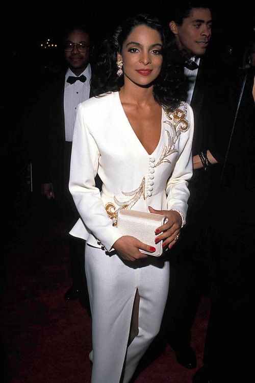 Jasmine Guy attends the63rd Annual Academy Awards on March 25, 1991