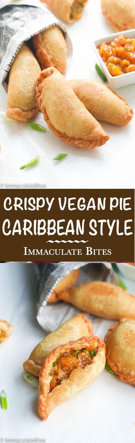 Make ahead Samosas- Crispy and Crunchy Pie– Chock-full of vegetables . Baked or Fried. Vegan