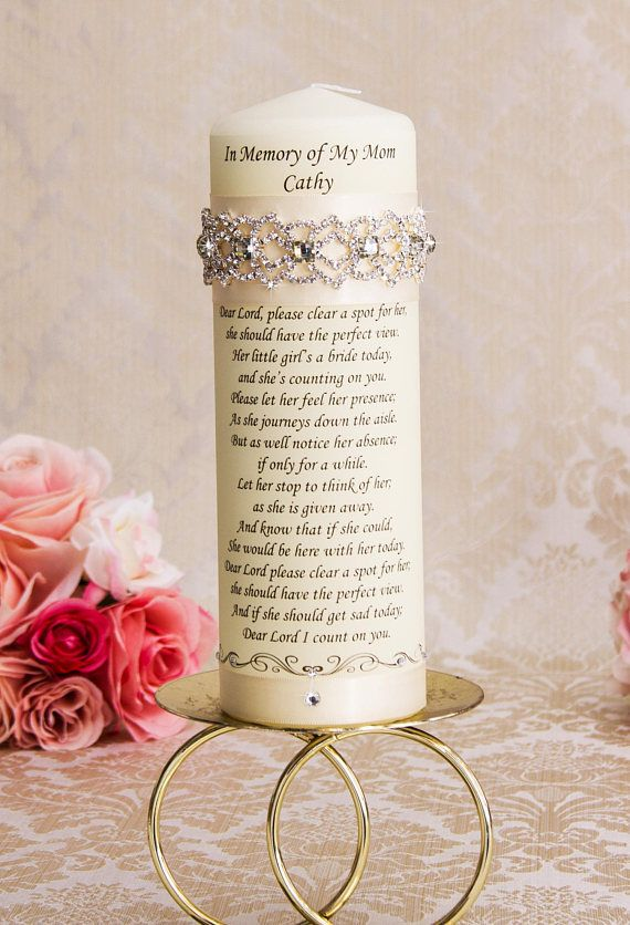 Best 25 Memorial Candles Ideas On Pinterest Memory Candle Wedding Remembrance Candles And