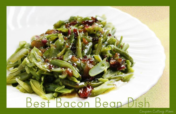 Best Bacon Bean Recipe – Perfect Side Dish For Any Meal! #recipe