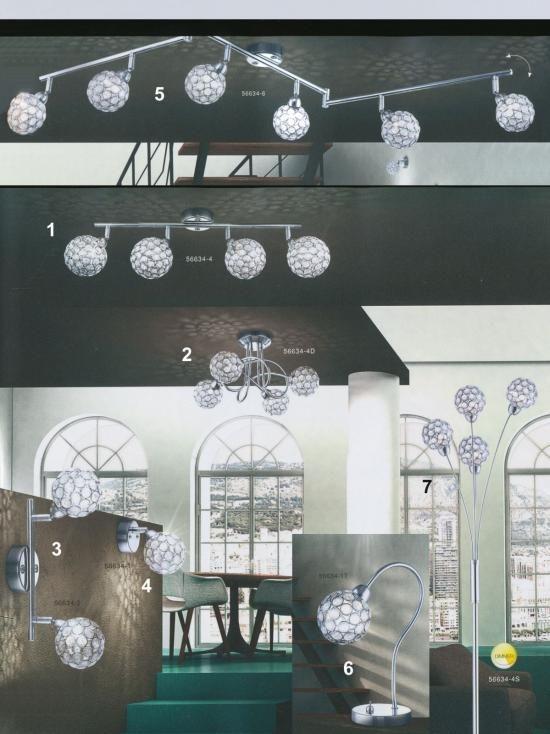 Svietidlá.com - Globo - Spirit - globo - Moderné svietidlá - svetlá, osvetlenie, lampy, žiarovky, lustre, LED