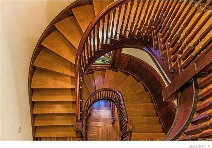 47 Best Old Staircases Newel Posts Images On Pinterest