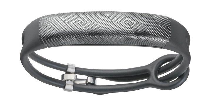 Up2 By Jawbone Activity + Sleep Tracker Gunmetal Hex (Dark Gray) Lightweight ..