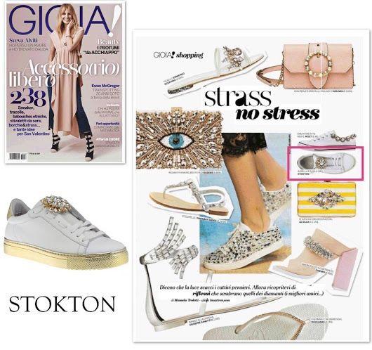 https://instagram.com/p/BQSj4xKgjrq/ #Stokton on Gioia Magazine #shoes #Fabio...