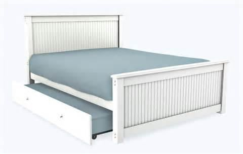 Graceful Queen Bed Frame Trundle                                                                                                                                                     More