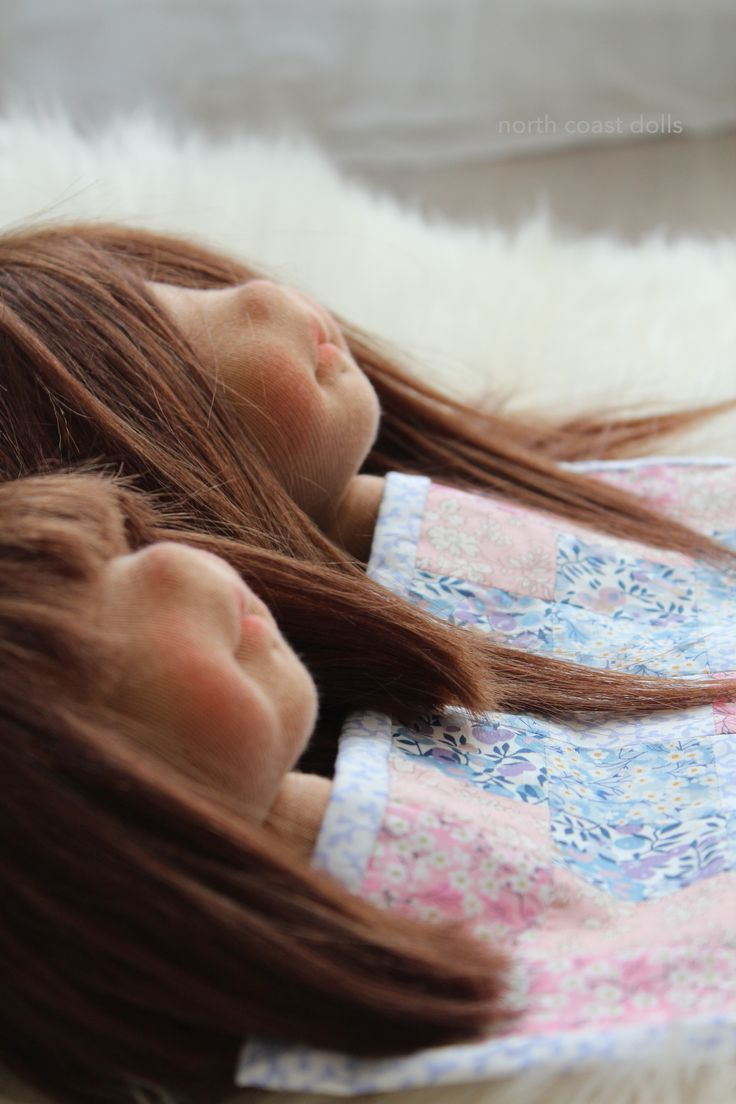 The beginning of Ondine & Paulette by North Coast dolls