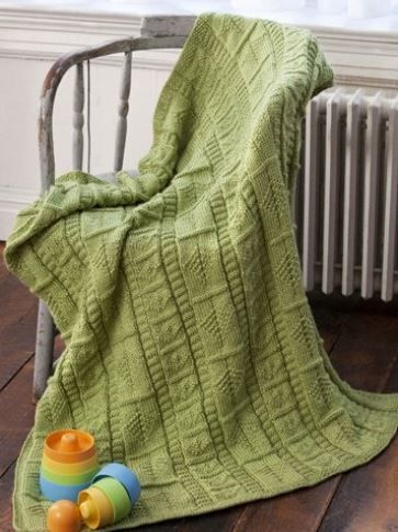 Enchanting Forest Baby Blanket