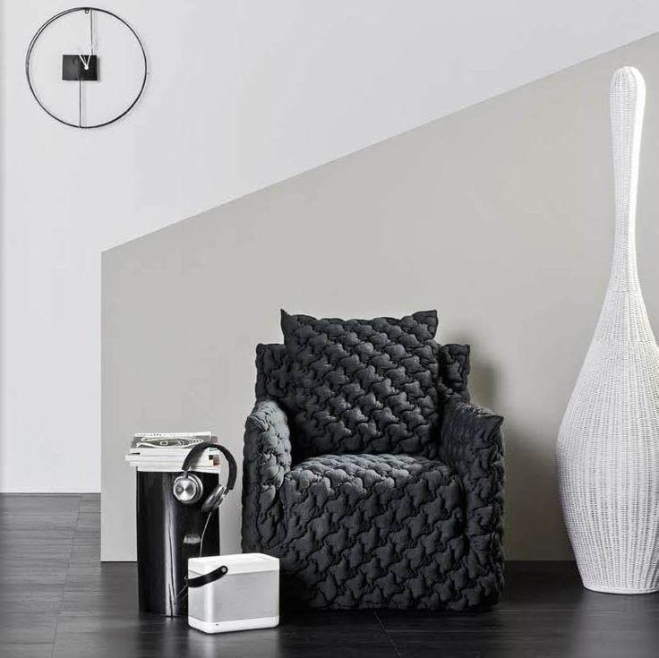GHOST 05 Armchair. To purchase these items contact RADform at +1 (416) 955-8282 or info@radform.com #modernfurniture #contemporarydesign #interiordesign #modern #furnituredesign #radform #architecture #luxury #homedecor