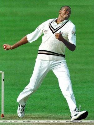 Courtney Walsh...Jamaican Cricketer