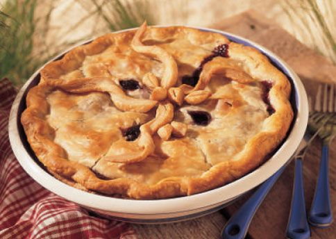 Blueberry Pie Recipe Old Fashioned