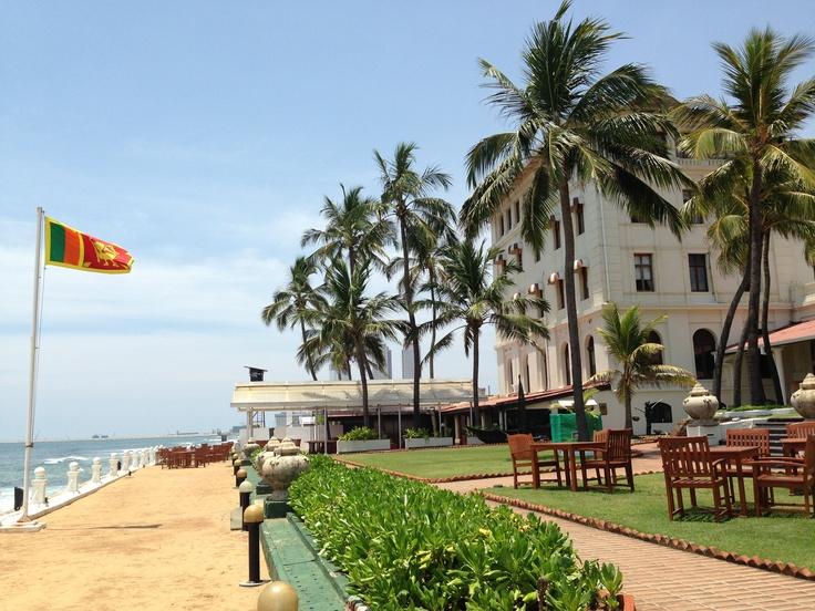 Galle Fort Hotel in Colombo, Sri Lanka