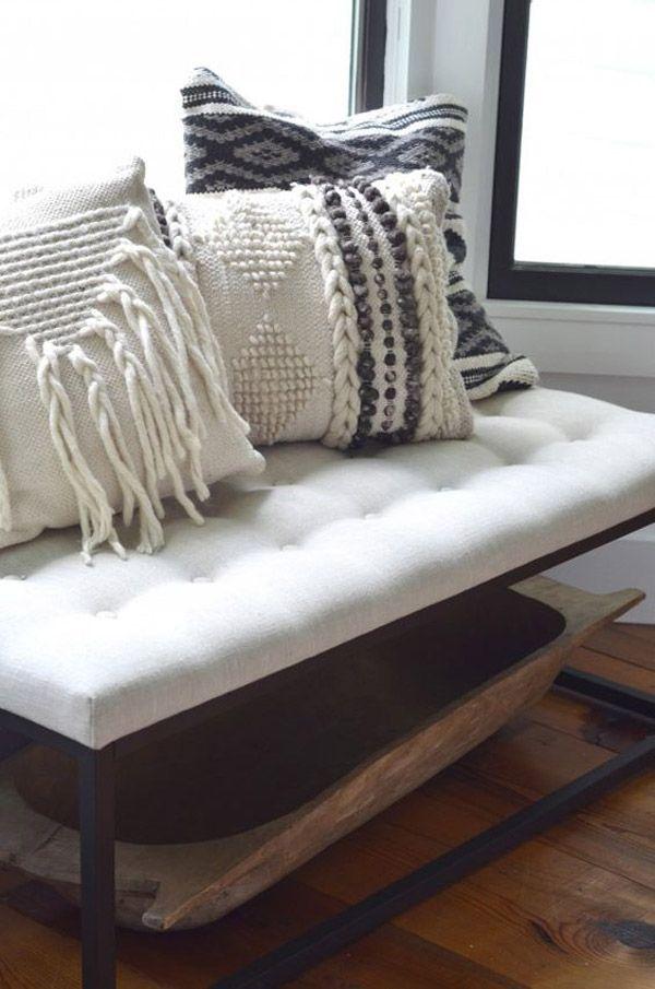 ¿Cambio de temporada? ¡No hay problema! Puedes buscar fundas que se adapten a cada época del año. Unos de lana o piel para el invierno y otros de lino o algodón para el verano.