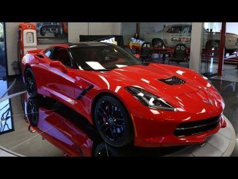 Jay Leno's Garage: 2014 Corvette Stingray