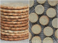 Galletas de trigo sarraceno (sin gluten)