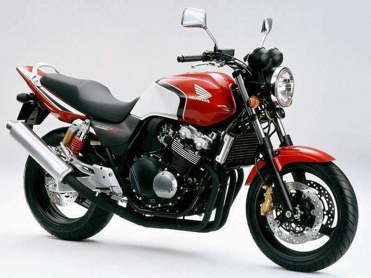 CB 400 Super Four, 2001-2002