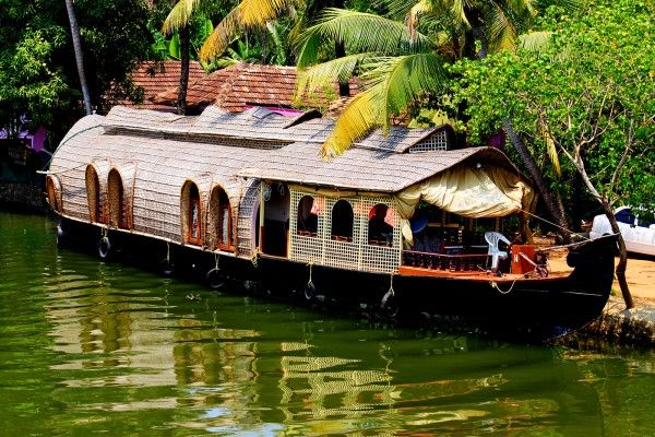 No where else...Kerela House Boats