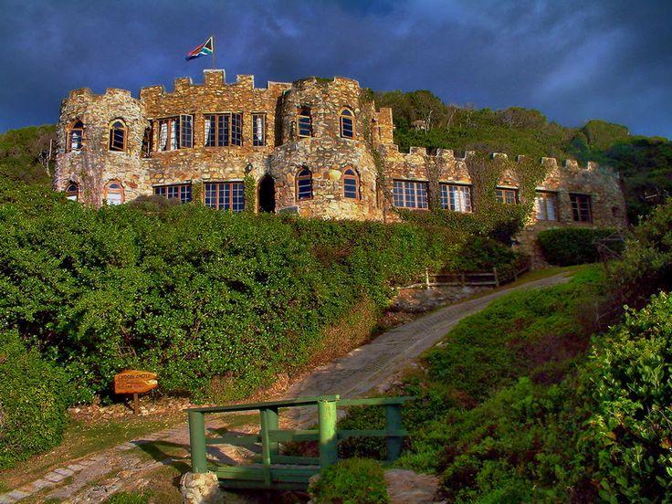 Lindsay Castle at Noetzsie near Knysna, South Africa.