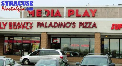 Pizza lights plaza indoor malls ears 1960s lights northern