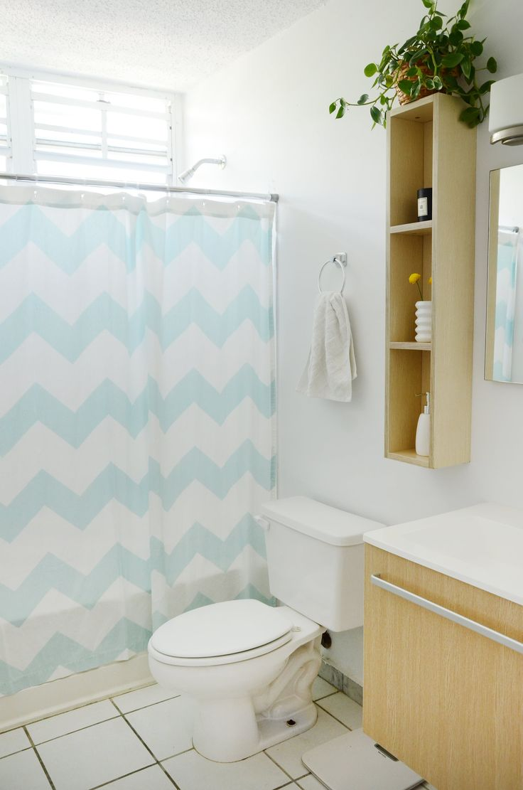 Kyran low freelance fashion stylist from london sam way adon - The Shower Curtain In The Guest Bathroom Is From Urban Outfitters