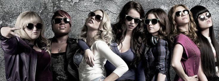 Pitch perfect the bellas girls facebook cover