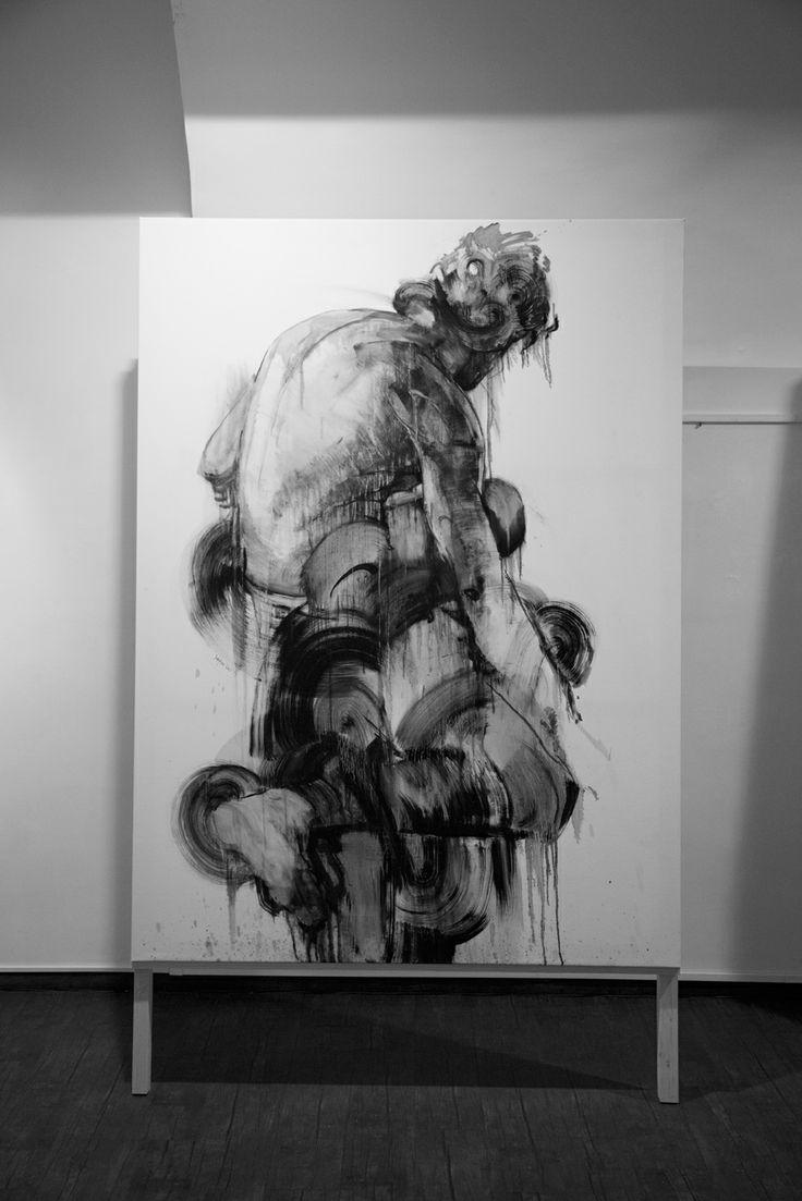 """""""Titan"""" canvas 200x120cm"""