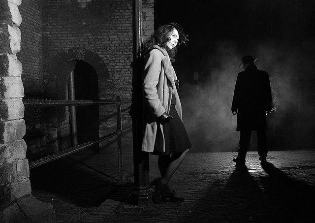 Film Noir still