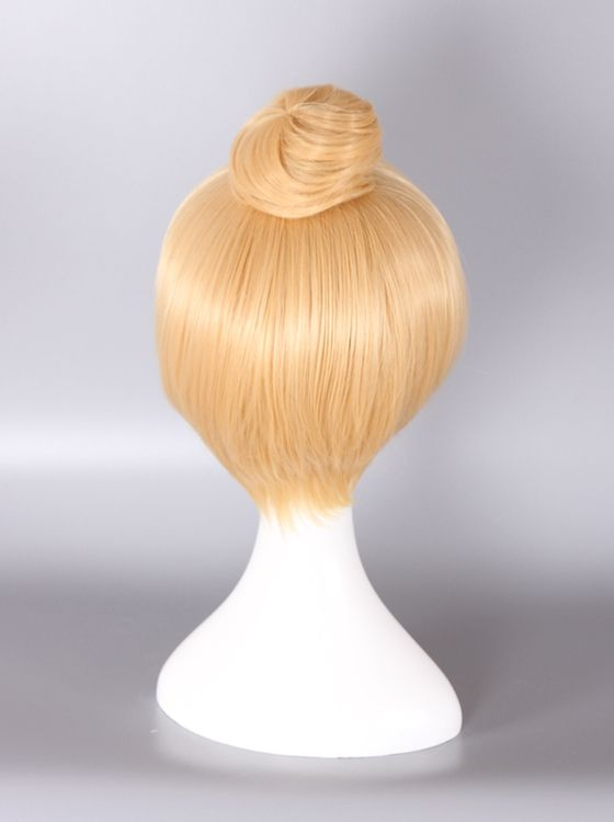 Cute Cosplay Wig Synthetic Princess Tinker Bell Wig