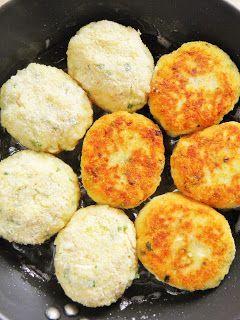 kotlety z gotowanych ziemniaków