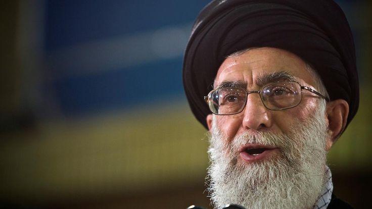"""""""Katastrophale Wirklichkeit"""": Irans geistlicher Führer attackiert USA"""
