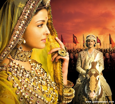 A scene from the Bollywood Movie:  'Jodha Akbar'.  artnlight: Jodha Akbar -- http://artnlight.blogspot.com/2008/02/jodha-akbar.html#