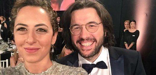 ¡No se pierde una!: Ergün Demir dijo presente en los Premios  Martín Fierro -Argentina - REVISTA PRONTO - www.pronto.com.ar