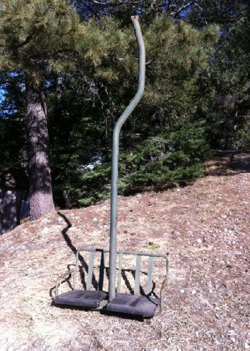 Ski lift chairs for sale home m a pinterest
