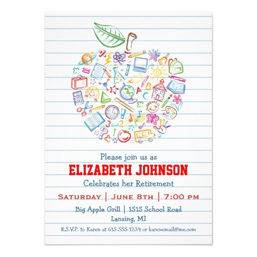 1000 images about school invitations and awards on pinterest