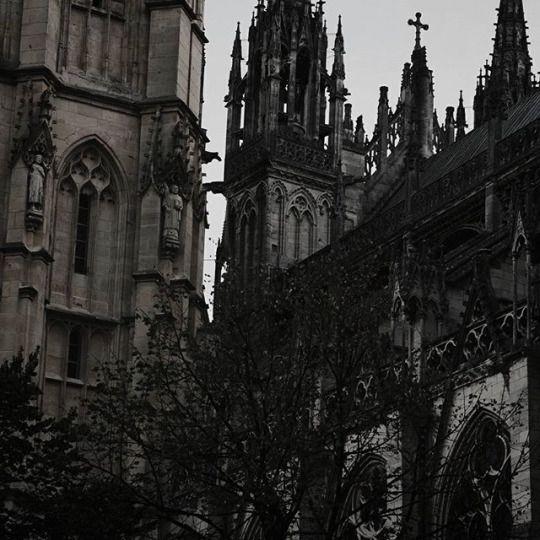 PinterestMagicAndCats Maraislunaire Gothic AestheticAesthetic BlackBlack DarkGothic ArchitectureArchitecture ImagesDark