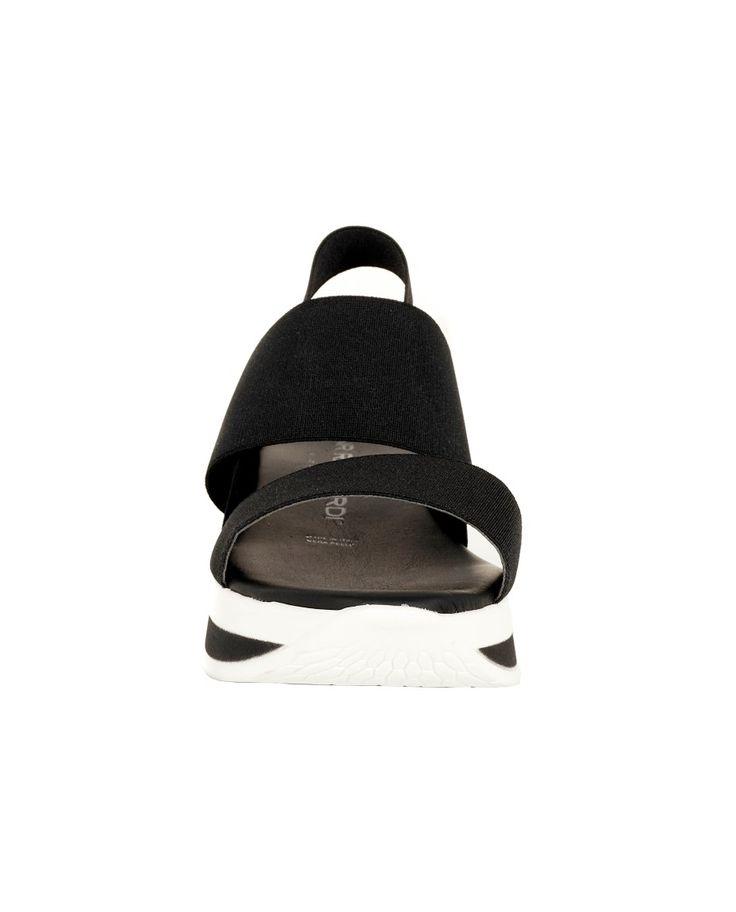 NR|RAPISARDI BICOLOR WEDGE-SANDAL S/S 2016 Bicolor wedge sandals elastic bands  synthetic sole  wedge 3,5 cm