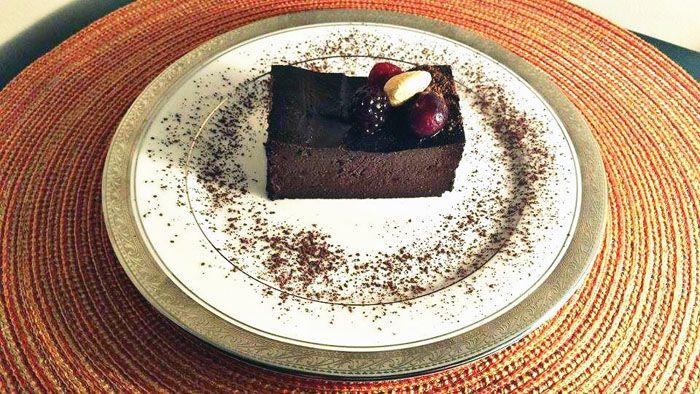 Avokádové brownies - Powered by @ultimaterecipe
