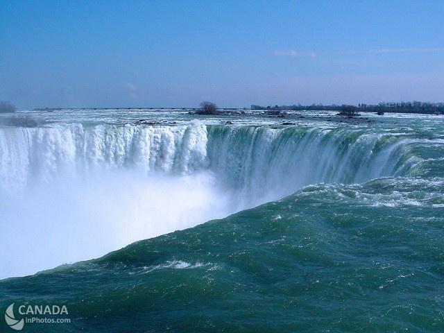 Niagara Falls in Canada: Niagara Fall