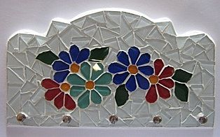 Mosaicos: Porta Chaves