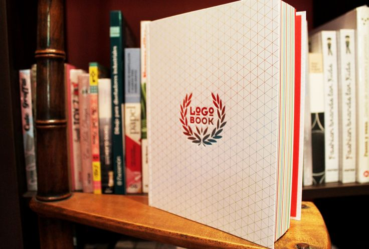"""PARA LOS AMANTES DEL DIESÑO!  El libro """"LOGO BOOK"""" Compilación de logotipos en un bellisimo formato"""