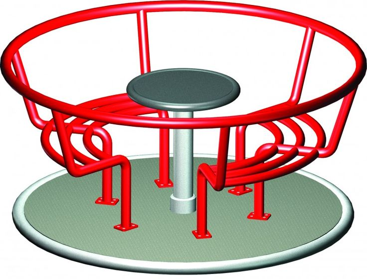 Built to last in nearly any neighbourhood, this sturdy roundabout with a centre hand wheel provides hours of enjoyment for any age & family fun.  Funky checkerplate base. #PlaygroundCentre #PlaySpace #PlayGround #Fun #SpringMotionEquipment #RotatingEquipment #RotatingPlayEquipment #RotatingPlayStructures #PlutoCarouse