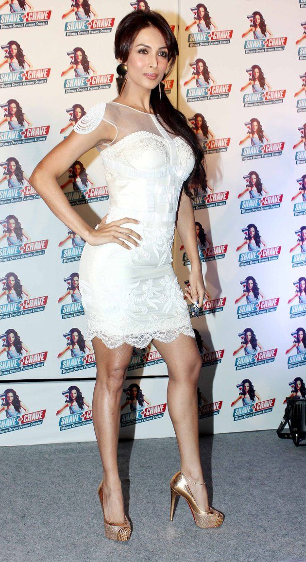 bollywood hot lady short beige skirt and girly