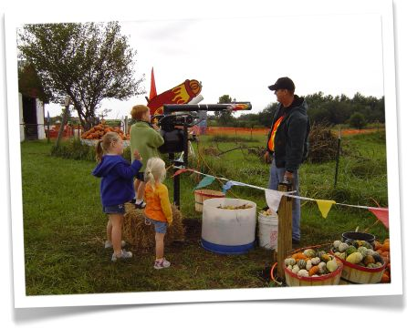 Gardner Pumpkin Patch / Corn Maze - mixed reviews online, but sounds like a good thing to do with little kiddos.