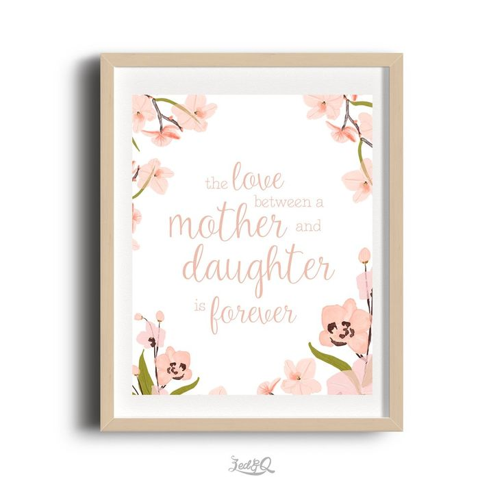 Forever Love Print - Zed&Q