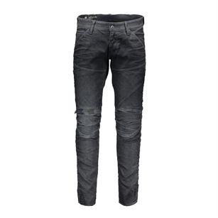 G-Star RAW 5620 Elwood 3D zip knee superslim, Blue Dark, medium
