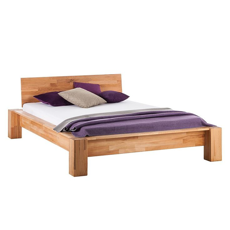 Die besten 25+ Massivholzbett 140x200 Ideen auf Pinterest - schlafzimmer bett g nstig