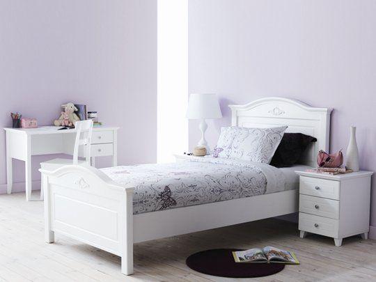venice bed frame single bed posture slats - Girl Bed Frames
