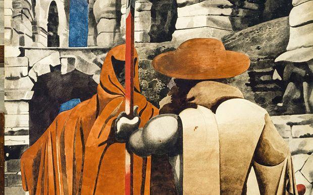 British Artists & the Spanish Civil War, Pallant House, Chichester, review: - Telegraph