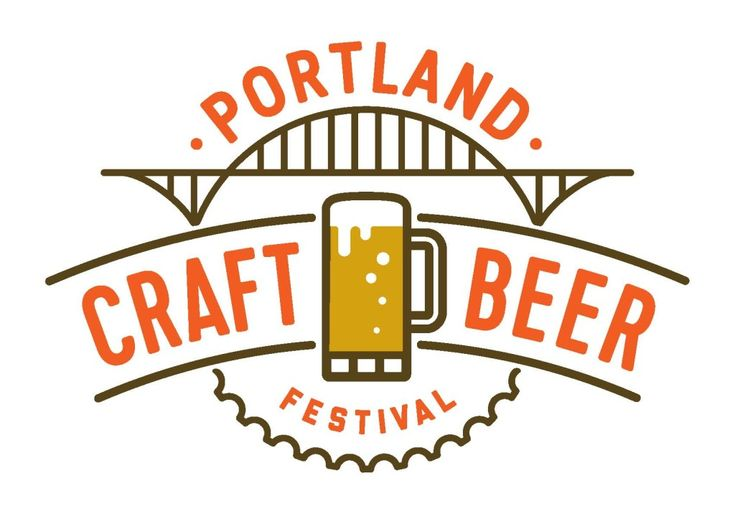 Portland Craft Beer Festival logo